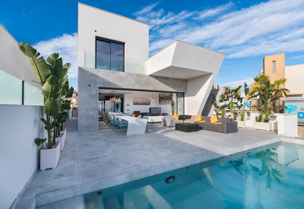 Goede Nieuwbouw » Villa » Rojales » Rojales TP-58
