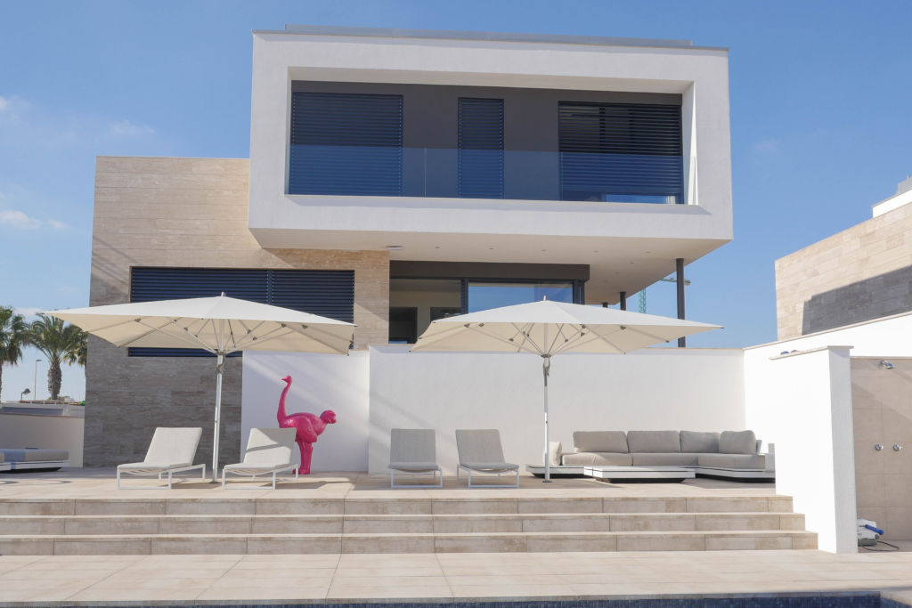 New build - Chalet / Villa Independiente - Torre de la horadada